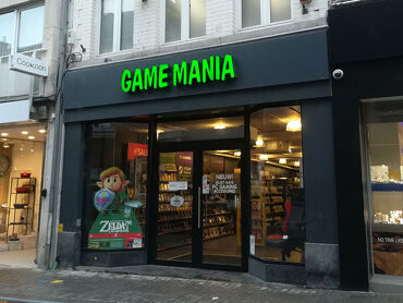 Game Mania Sint-Truiden