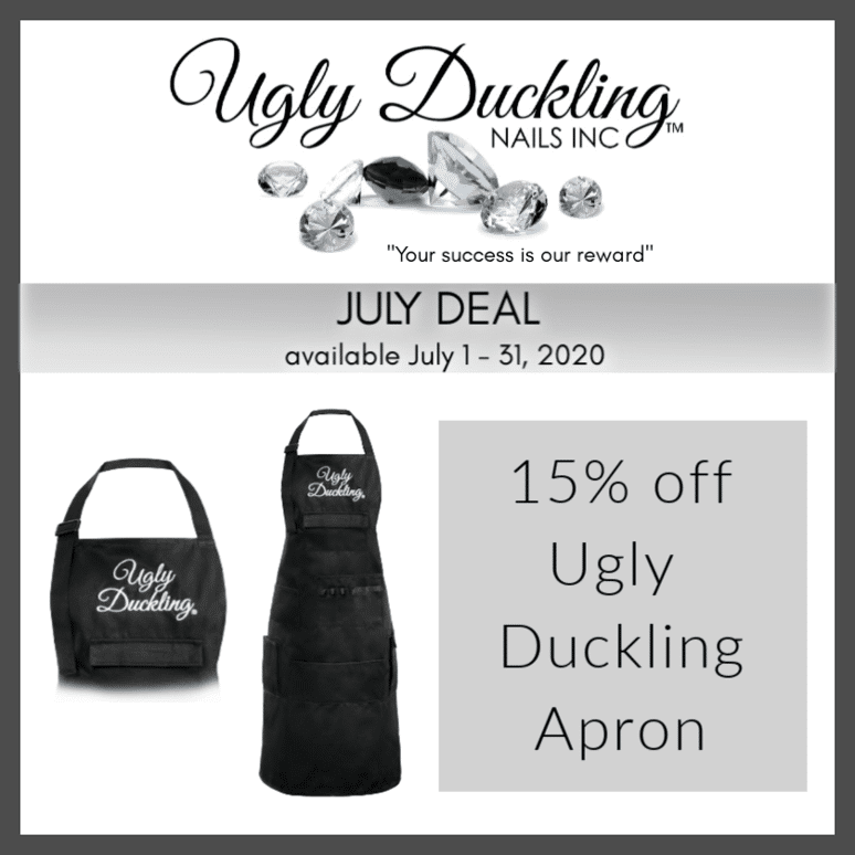 Ugly Duckling July PROMO -15%