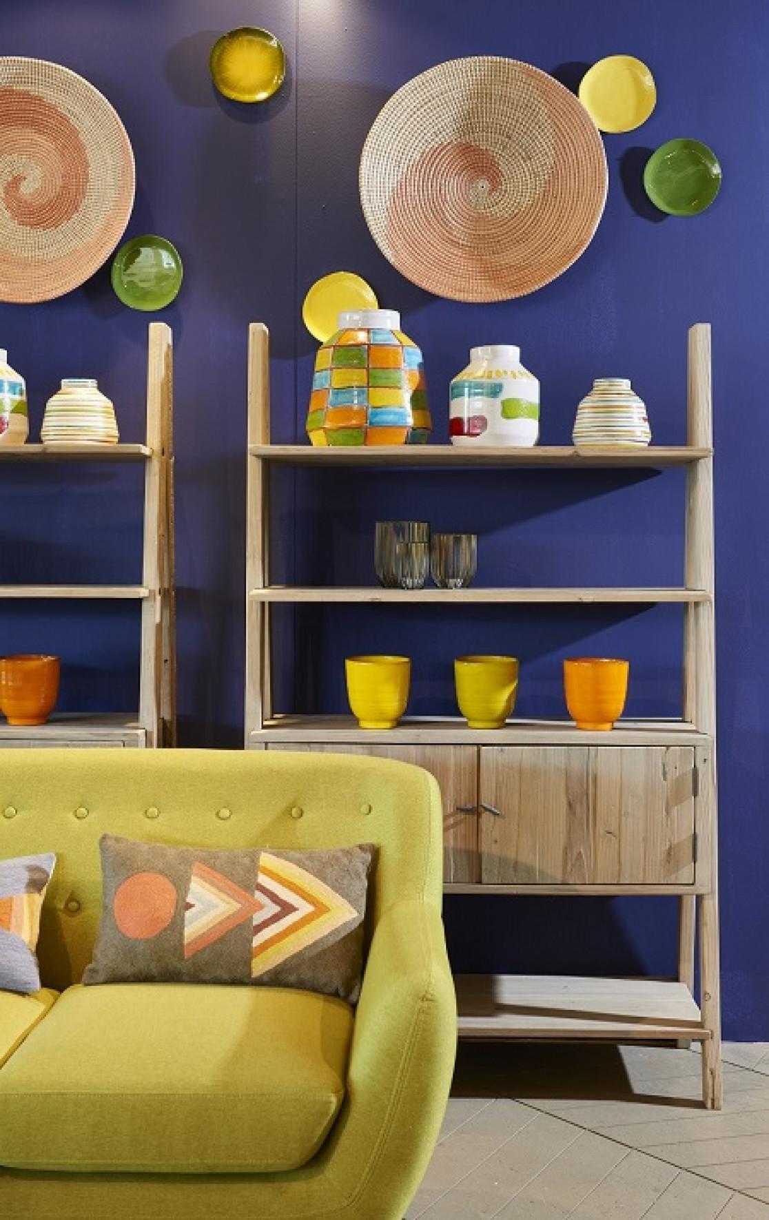 Een Exotisch Interieur Dat Betovert Met Kleur Ontdek Onze Tips