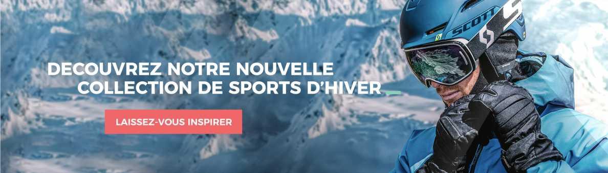 Sports d'hiver Sportline