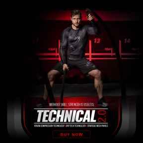 Venum Technical 2.0 Collection
