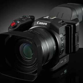 Professionele videocamera's