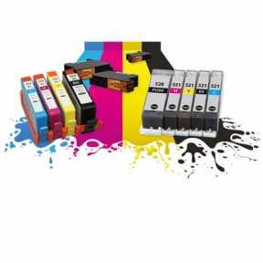 Printer inkt en toner