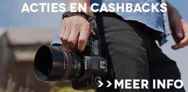 Cashback en acties