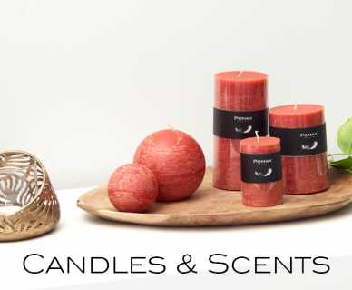 scents, candles