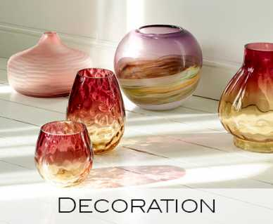deco, decoration, vases, hurricanes, lanterns, accessories, trays, baskets, hooks, hangers