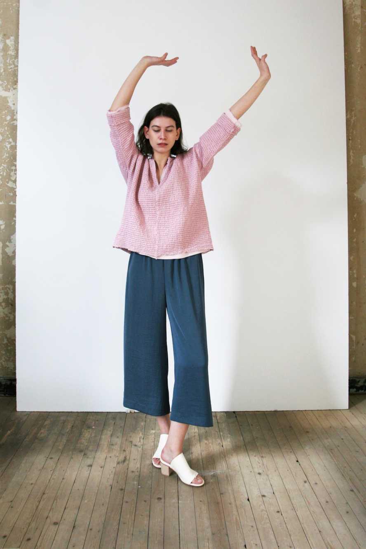 masscob pink shirt